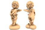 3D модели статуэток для станков с ЧПУ